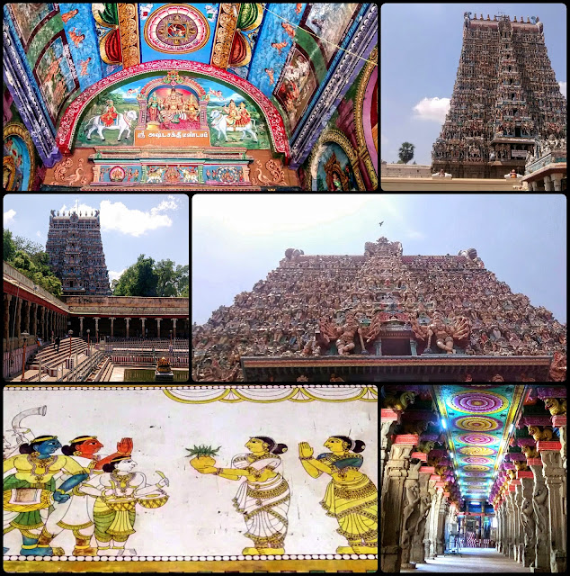 Meenakshi Temple | Madurai (April 2016)