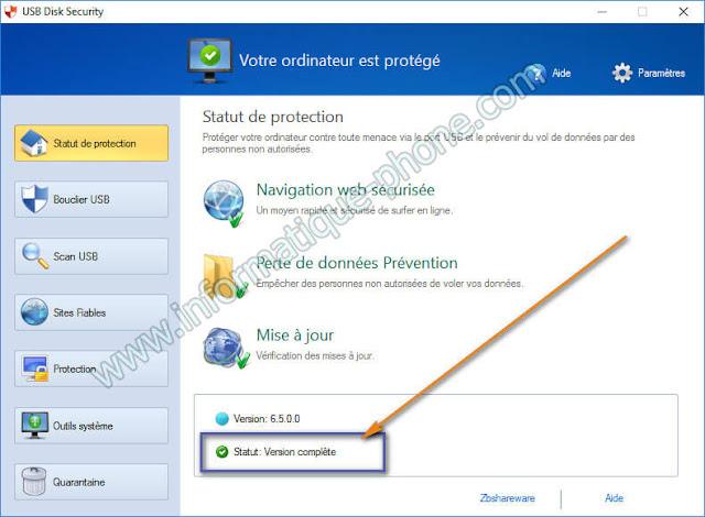 تحميل برنامج usb disk security مع تفعيل كامل