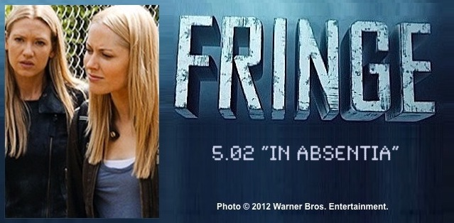 Fringe 5.02 In Absentia / Photo of Anna Torv as Olivia and Georgina Haig as Etta