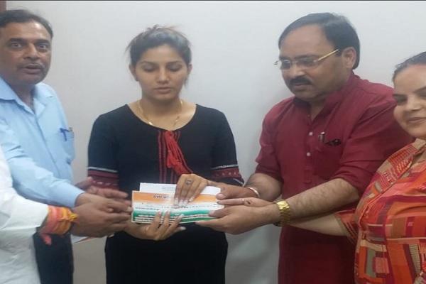 Sapna-Chaudhary-Congress