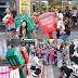 Taipei's Typhoon-Bent Mailboxes