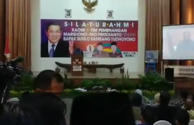SBY Kampanye Margiono di Tulungagung