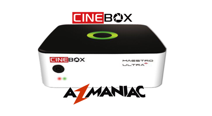 Cinebox Maestro + Ultra ACM