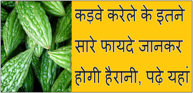 Karela ke Fayde-Benefits of Karela