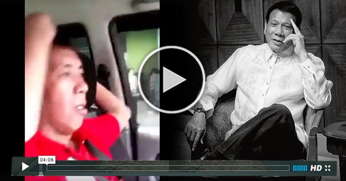 VIRAL VIDEO: Netizen Slams Critics, Rallyists Against Duterte's Administration
