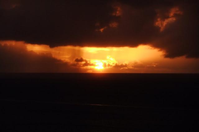 guam-sunset2 グアムの夕暮れ2