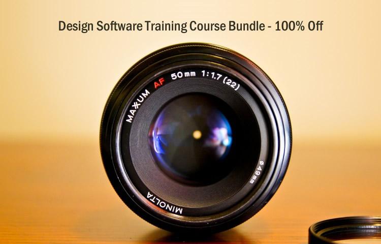 Design Software Training Bundle Course