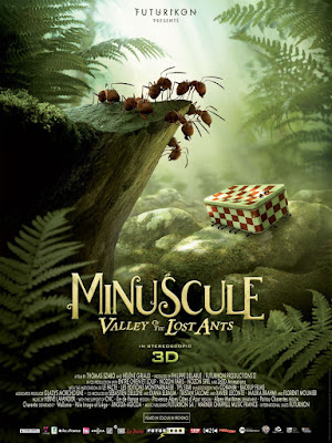 Minuscule: Valley of the Lost Ants Poster