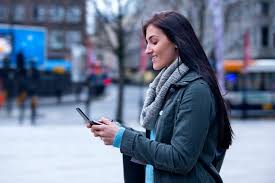 In near future possible to be a crime to walk and text in New Jersey.