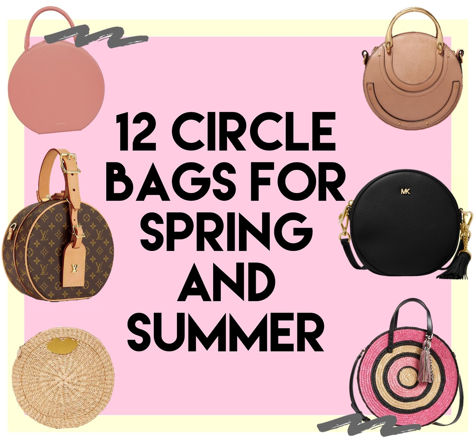 5ff6a2d62c9128 12 Must Have Circle Bags For Spring | Summer | Daydreaming Maven