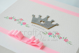 κουτι-ρουχων-βαπτισης-κοριτσι-πριγκιπισσα-κορωνα-λουλουδια-ρομαντικο-χαρτινο-πουα