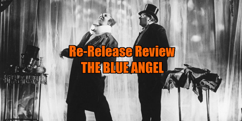 the blue angel review