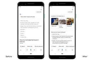 يقدم Google Assistant نتائج بحث أكثر حيوية على Android