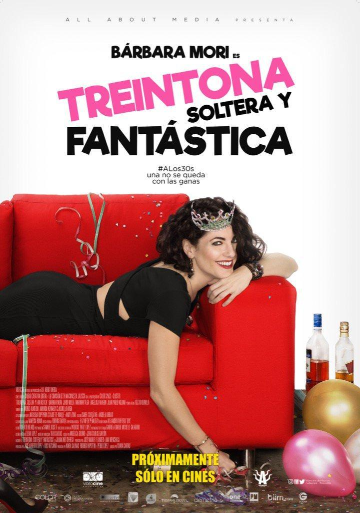 Treintona, soltera y fantástica [2016] [DVDR] [NTSC] [Latino]