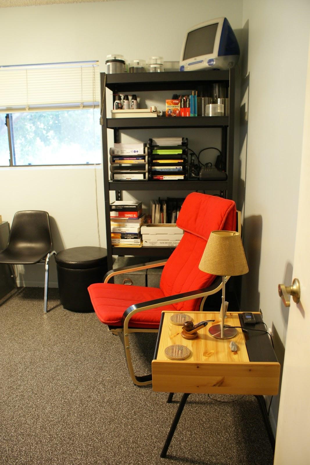 Reminisce Recording Studio Office