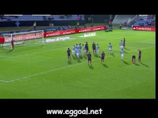 """فيديو""""  سيلتا فيغو يقهر برشلونة  4-3 فى مباراة مارثونية"""