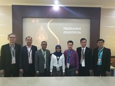 Peserta Anugerah Ki Hajar Dewantara 2018 dari 7 negara ASEAN