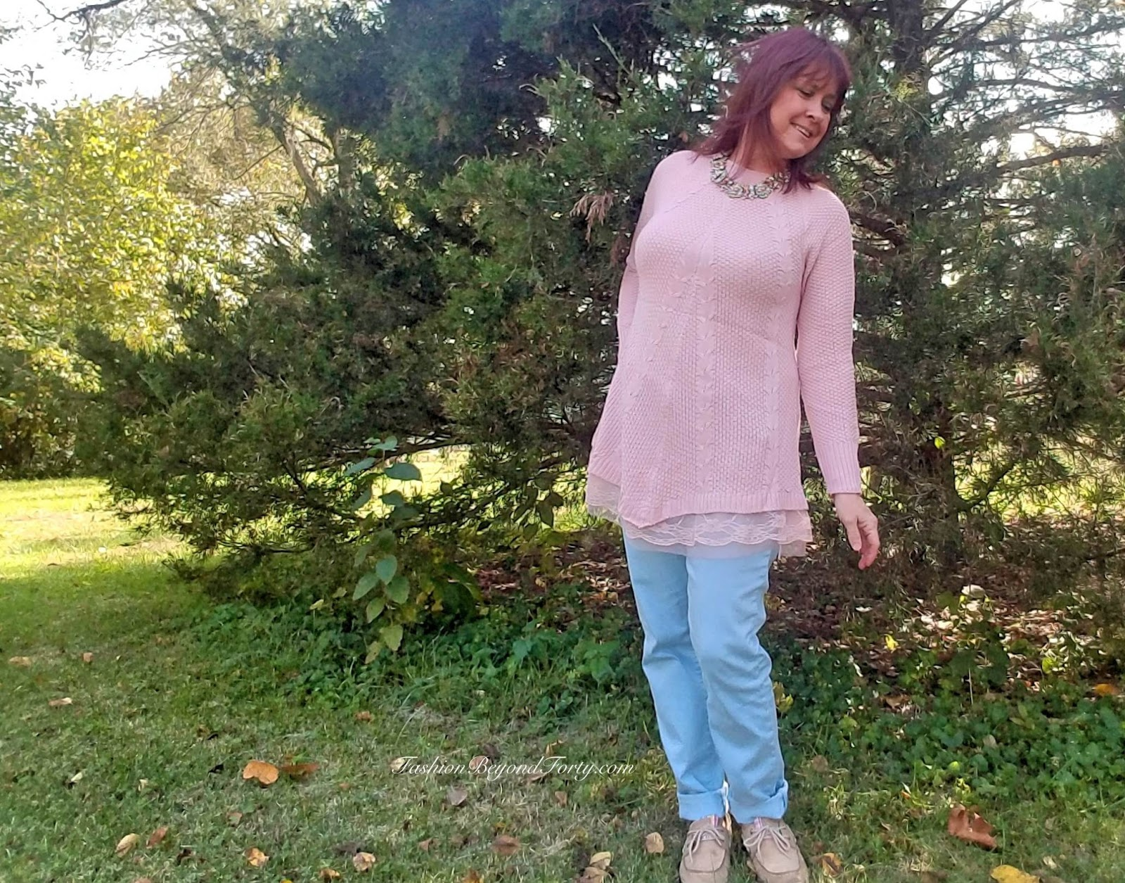 What I Am Wearing Today #15 Frilly Feminine Day
