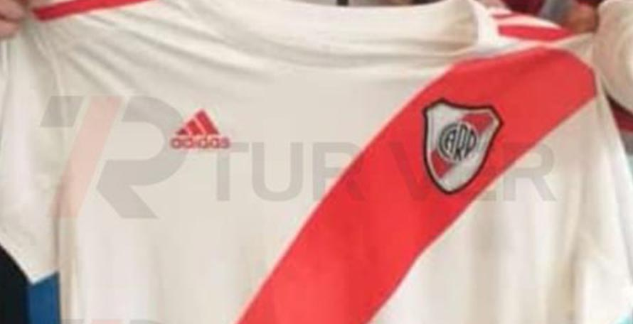 eedcdbea9cb Update: A picture of the women's version of the River Plate 19-20 home shirt  has surfaced online.