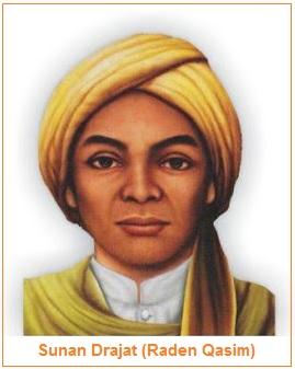 Gambar Sunan Drajat (Raden Qasim Syarifuddin -  Masih Munat)