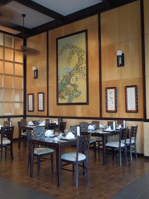 Tengoku Japanese restaurant