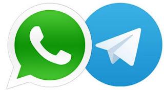 trasferire file whatsapp