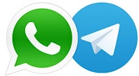 Trasferire file sul cloud di Whatsapp e Telegram