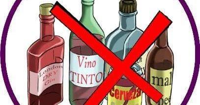 Redotex y Alcohol