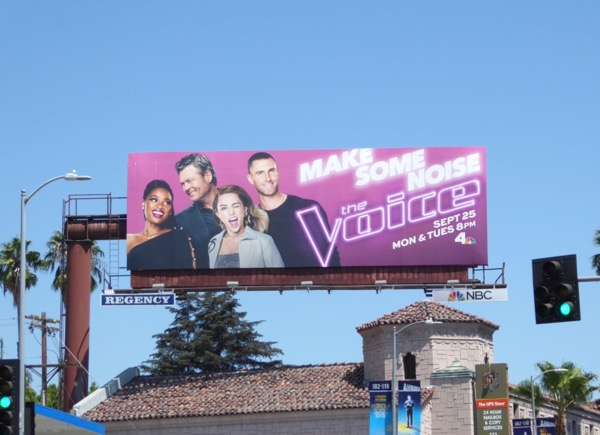 Voice season 13 billboard