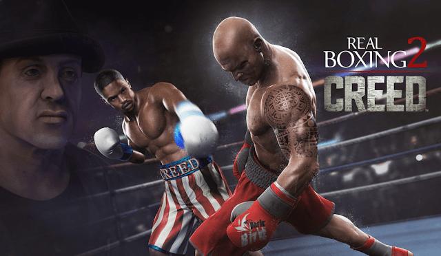 Real Boxing 2 ROCKY v1.9.1 Apk Mod+Data [Dinheiro Infinito]
