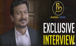 Manithan is an emotional drama film: Udhayanidhi Stalin | Exclusive Interview