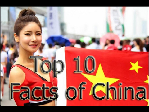 Top 10 Facts of China | Top 10 Stranger Things In China | China Secret Things | China Army Facts - Top 10 Updated