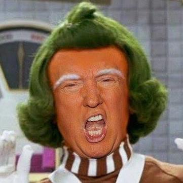 Oompa-Trumpa - dippity-do! The United States will be destroyed by you!