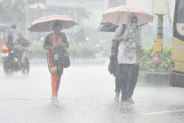 Chennai rain live updates
