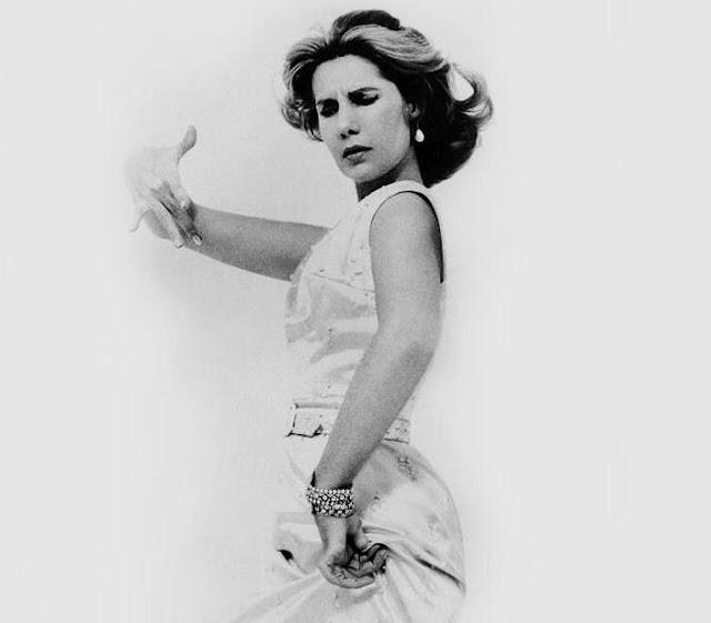 Duchess of Alba flamenco dancer Cayetana Madrid Spain Spanish