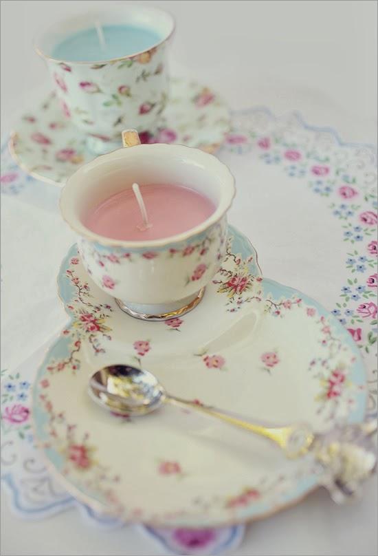 Tasteful Details Tea Wedding Favors