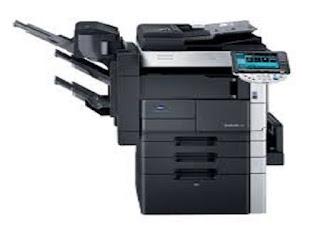 Picture Konica Minolta Bizhub 420 Printer Driver