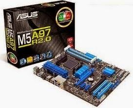 Build System + ASUS M54A97 R2.0 AM3+ (Platform) Motherboard