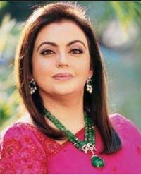 Nita Ambani Biography Profile Family Husband Son Daughter Father Mother Age Height Marriage Photos