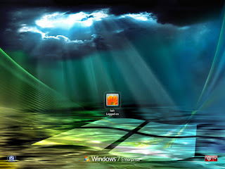 how to change window 7 logon background picture