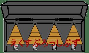 ランボー 怒りの脱出:弓矢に取り付ける爆薬