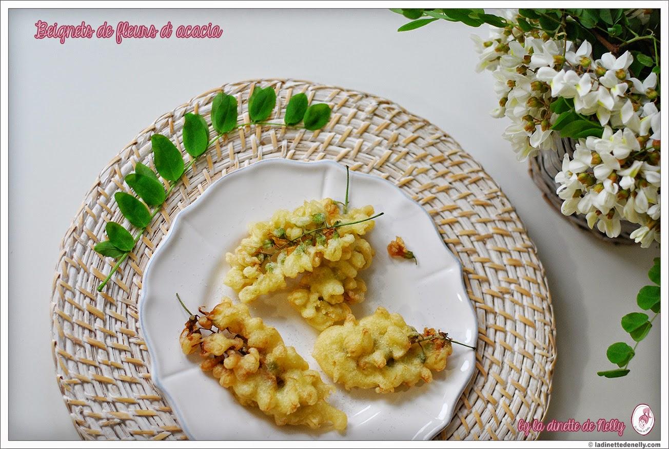 la dinette de nelly: beignets de fleurs d'acacia { merci julie }