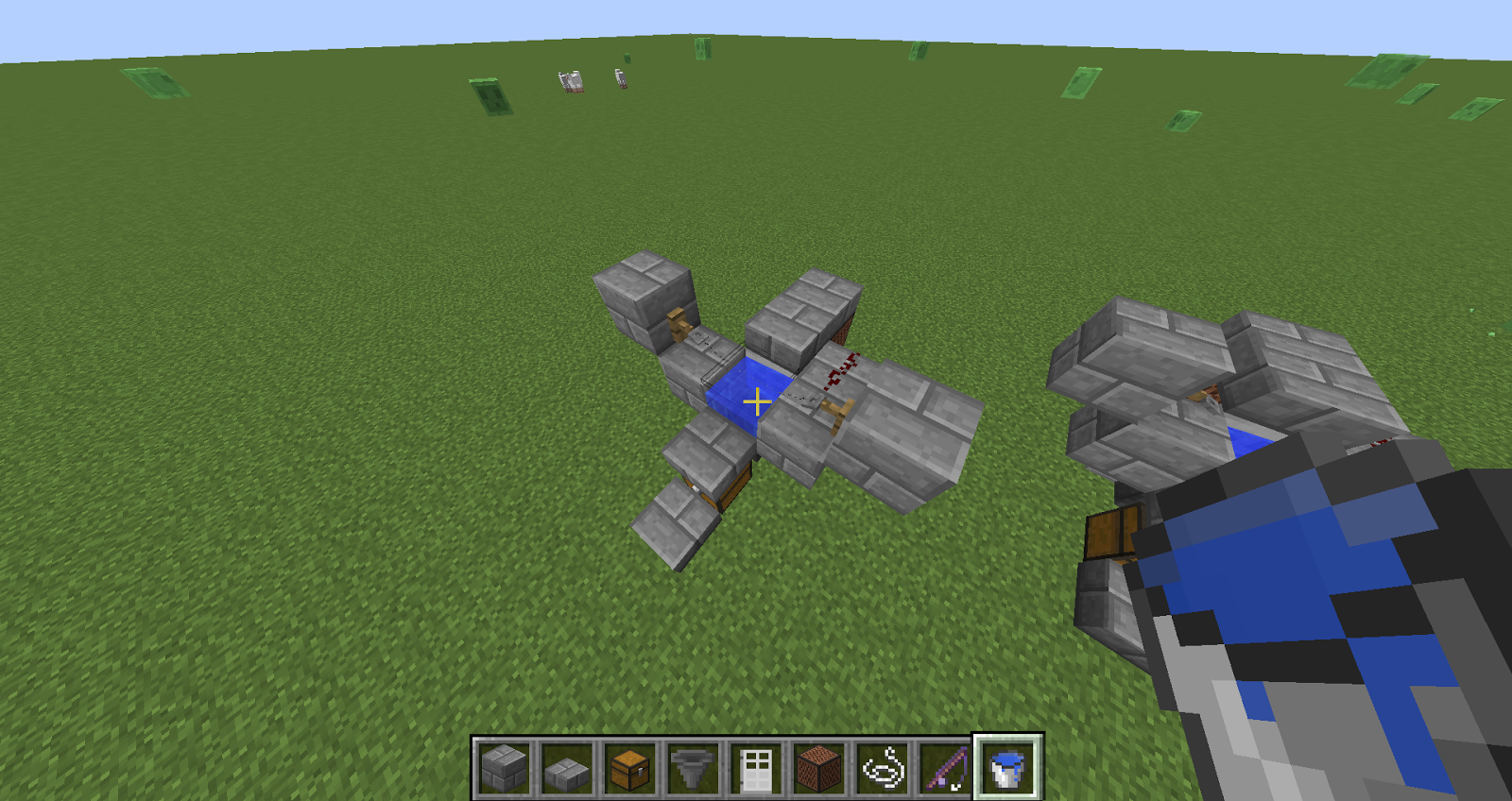My Advanced Minecraft Adventure: Day 4: AFK-able Auto ...