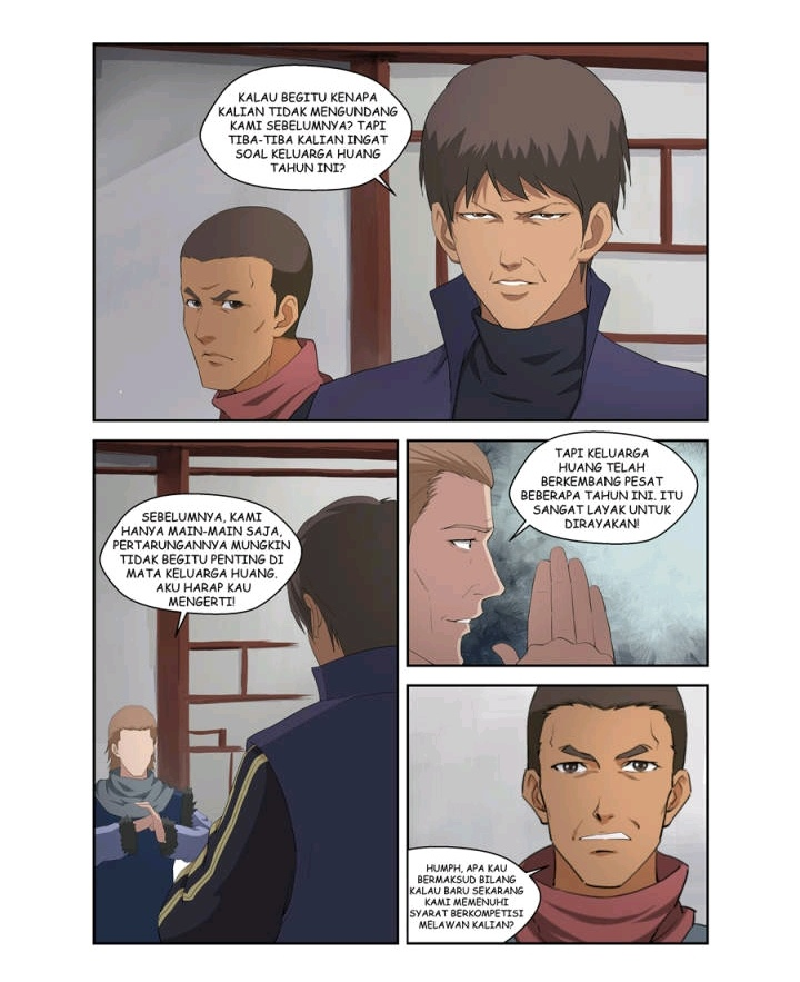 Heaven Defying Sword Bahasa Indonesia Chapter 71