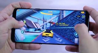 Samsung Galaxy S8 Plus juga salah satu smartphone berbasis android yang merupakan android gaming terbaik 2017