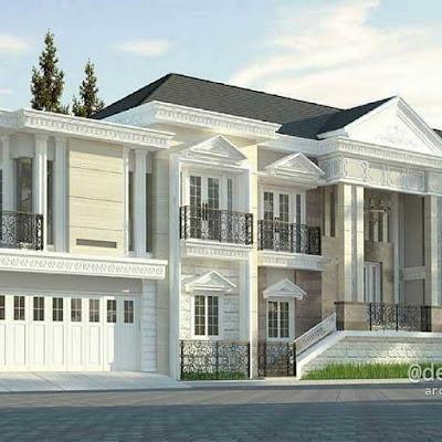 Model Rumah Cantik Sederhana Di Lingkungan Daerah Jakarta