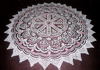 rangoli designs for pongal