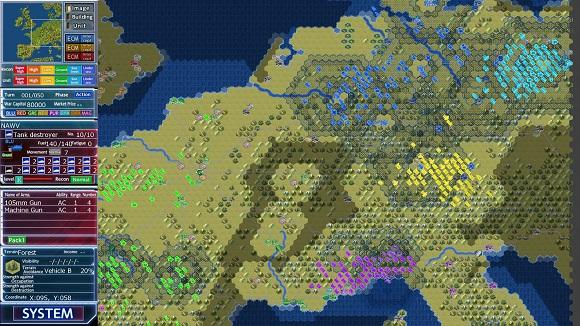 daisenryaku-perfect-4.0-pc-screenshot-www.ovagames.com-5
