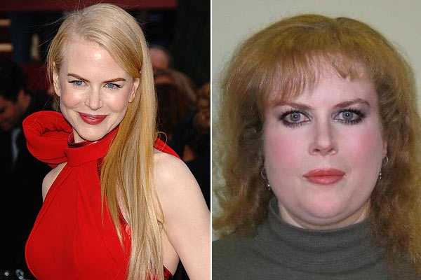 Nicole Kidman if not being celebrity