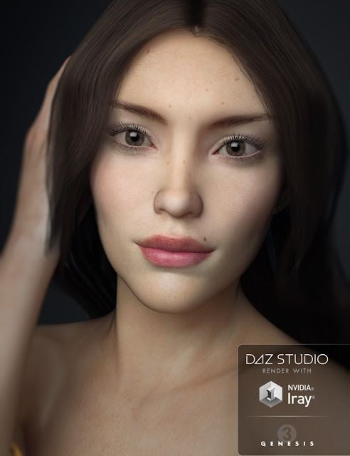 SC Laurana for Genesis 3 Female
